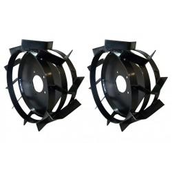 Roti metalice (set) - motoprasitori Verdina