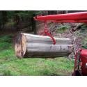 Graifer forestier mecanic cu 3 brate - 2.000 kg