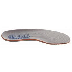 Optimizeaza transportul de umiditate dintre picior si talpa.