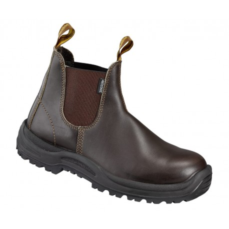 Ghete cu bombeu metalic Blundstone 122 Safety S3