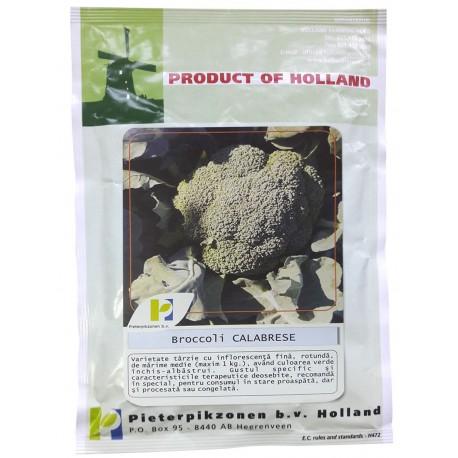 Seminte broccoli Calabrese PPZ Olanda - 10 gr.