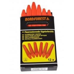 Creta forestiera Bleispitz fluorescenta (cutie 12 buc)