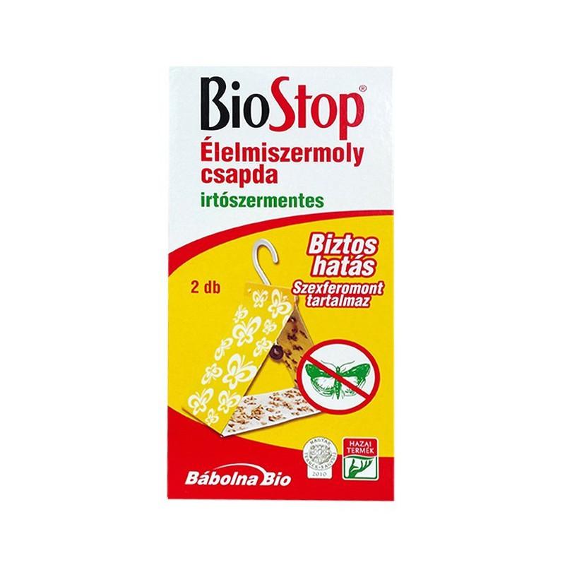 Capcana Biostop pentru molia alimentelor - set 2 buc