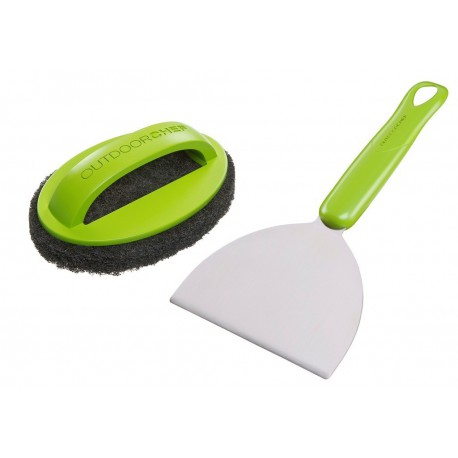 Set curatare Plancha Outdoorchef