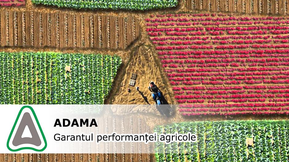Adama garantul performantei agricole