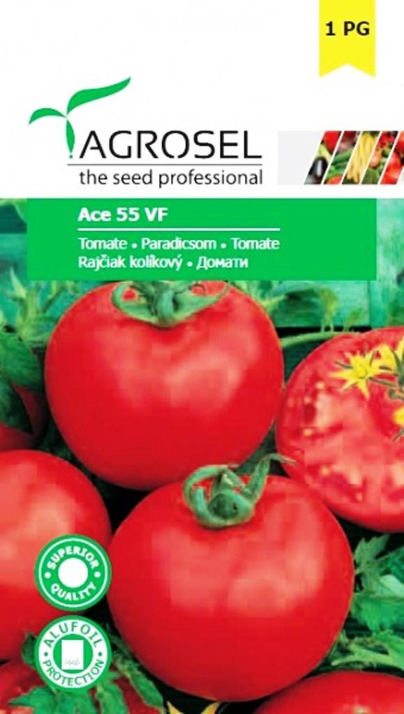 Seminte de tomate ACE 55 VF - Agrosel