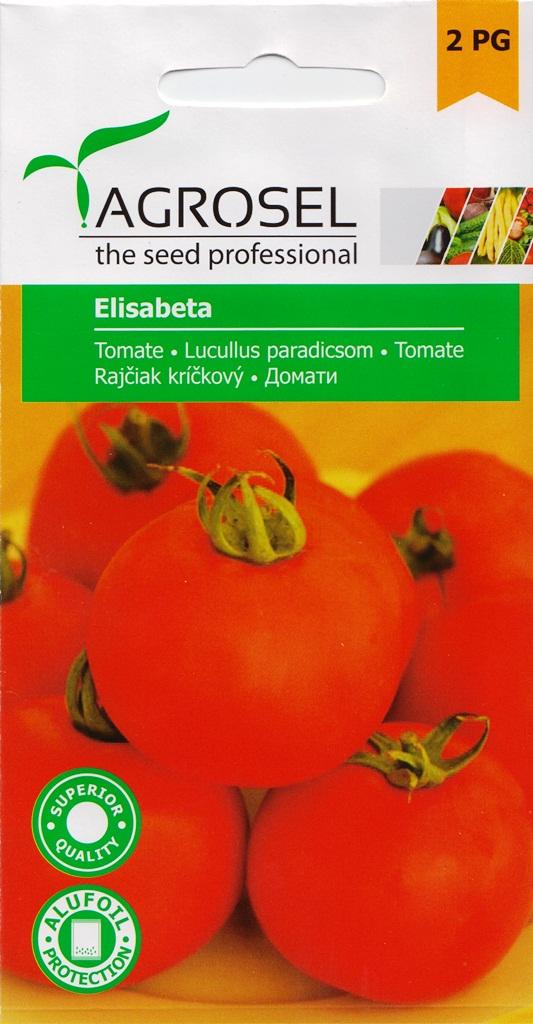 Seminte de tomate Elisabeta - Agrosel
