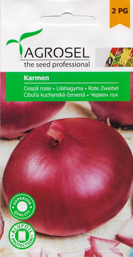 Seminte ceapa Karmen - Agrosel