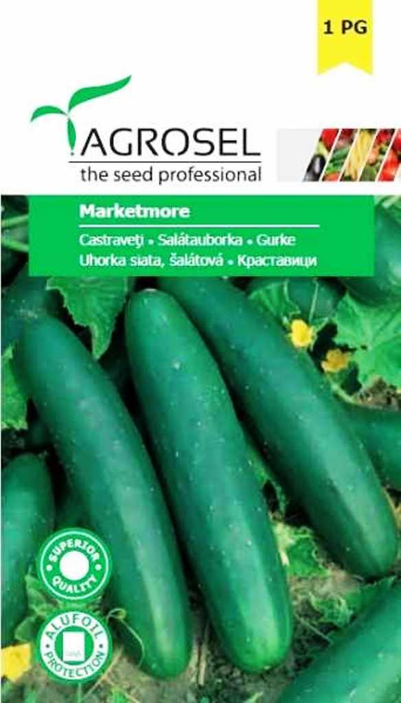 Seminte de castraveti Markemore - Agrosel
