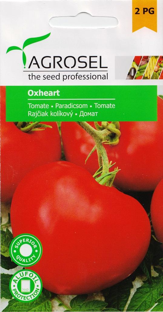 Seminte de tomate Oxheart - Agrosel