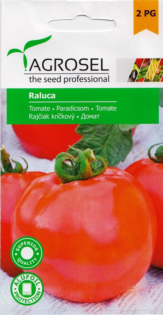 Seminte de tomate Raluca - Agrosel