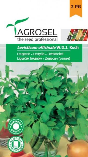 Seminte de leustean Agrosel - Verdon