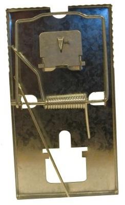 Verdon - Capcana din metal cu arc pentru soareci