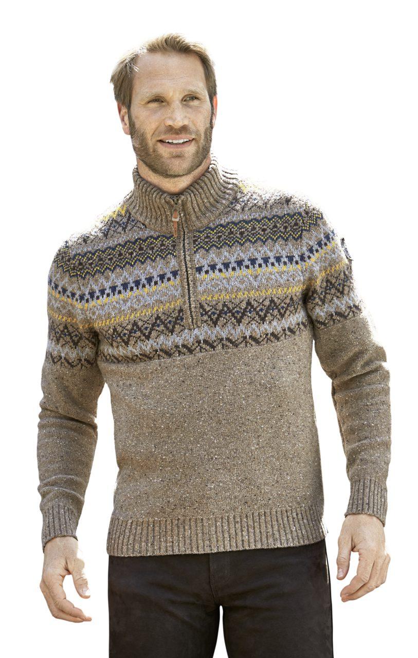 Pulover CMP tricotat