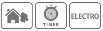 Caracteristici programator Stocker digital pentru doua zone