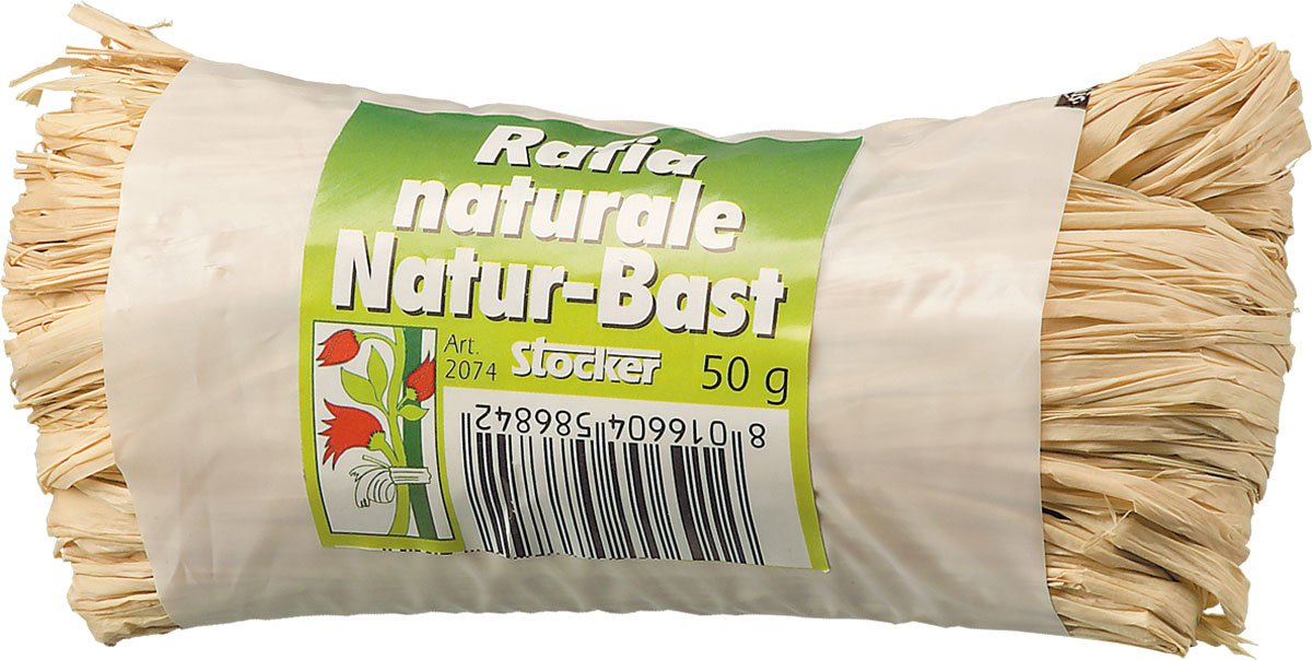 Rafie naturala Stocker 50 gr - Verdon