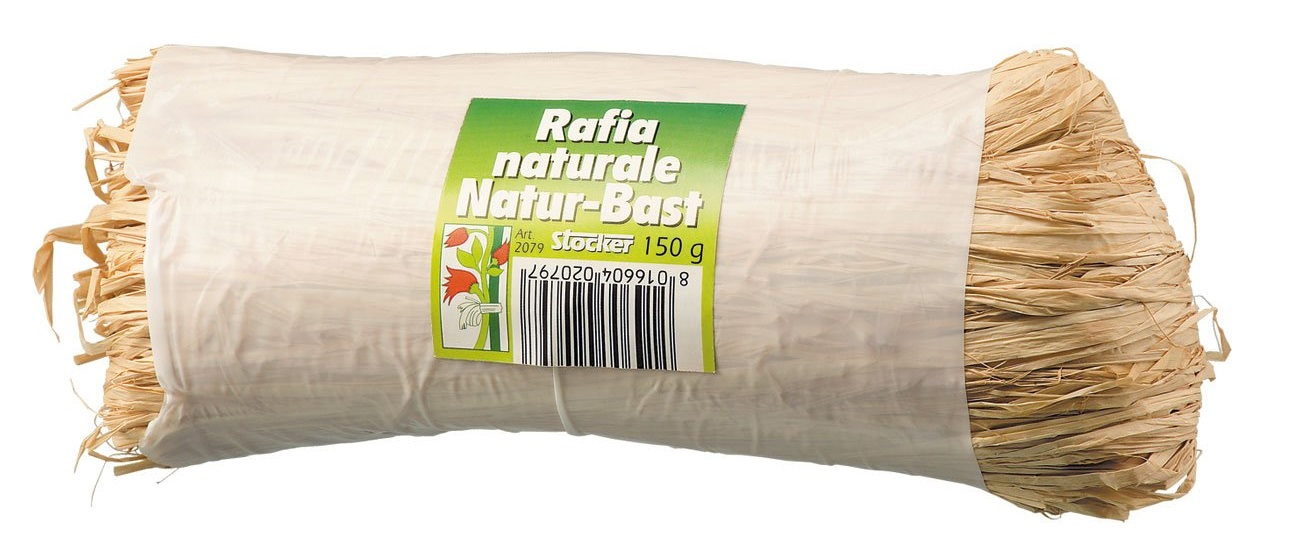 Rafie naturala Stocker 150 gr - Verdon