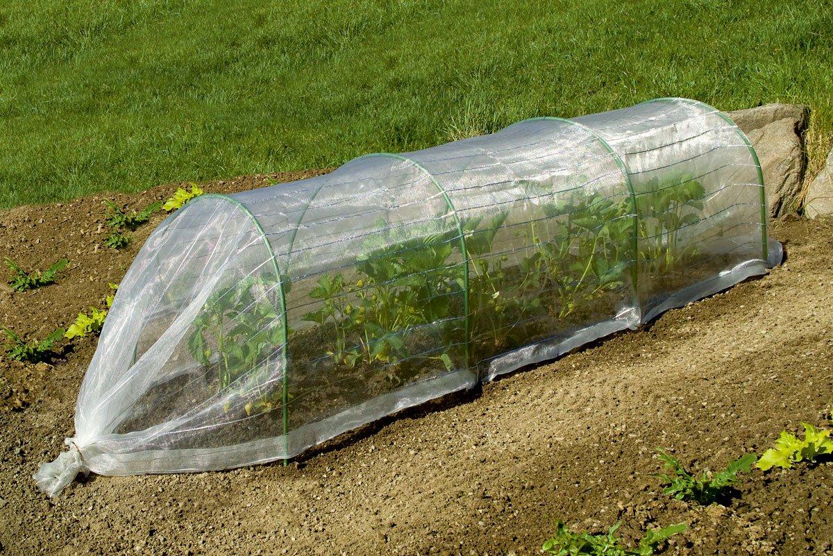 Tunel de protectie anti-insecte 0.5 x 3 m - Verdon