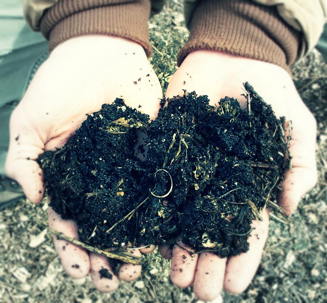 Siloz pentru compost Termoquick