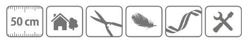 Caracteristici foarfeca hobby pentru tuns gard viu, cu maner din aluminiu si lama ondulata 50 cm