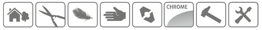 Caracteristici foarfeca profesionala pentru tuns gard viu, 63 cm
