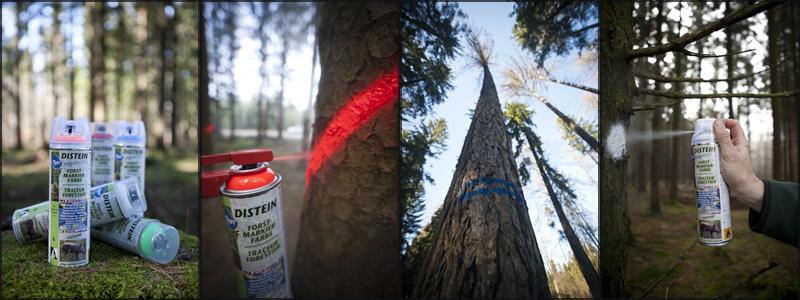 Sprayuri si vopsele forestiere