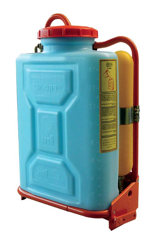 Pompa manuala Bovi de spate 18 litri - Verdon