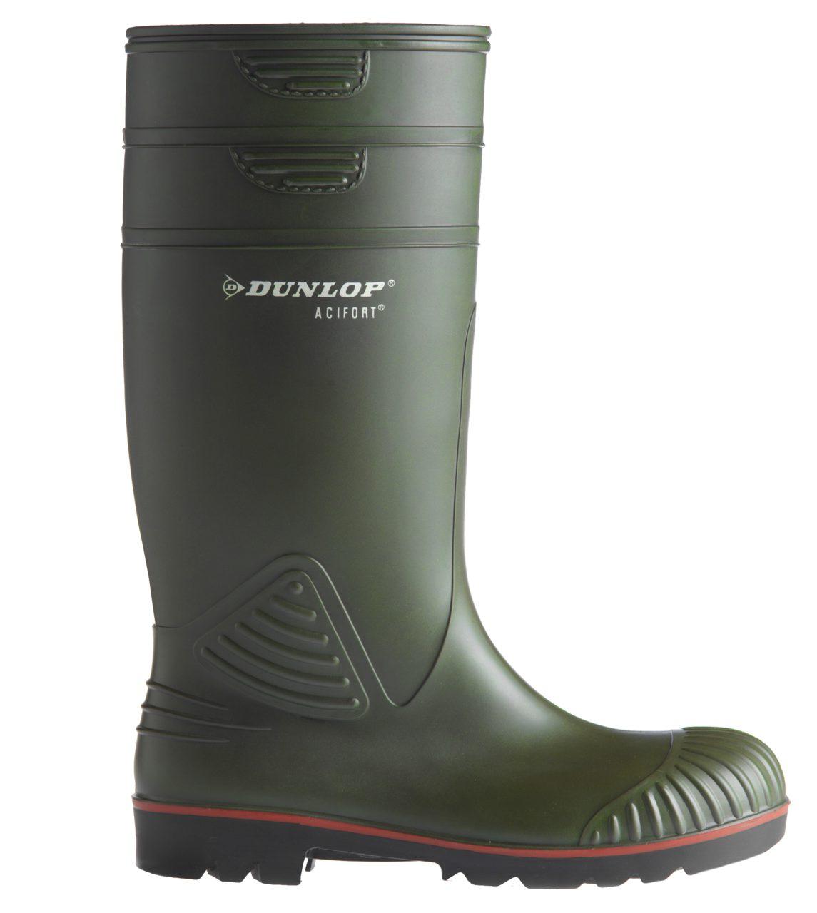 Cizme de protectie Dunlop Acifort S5