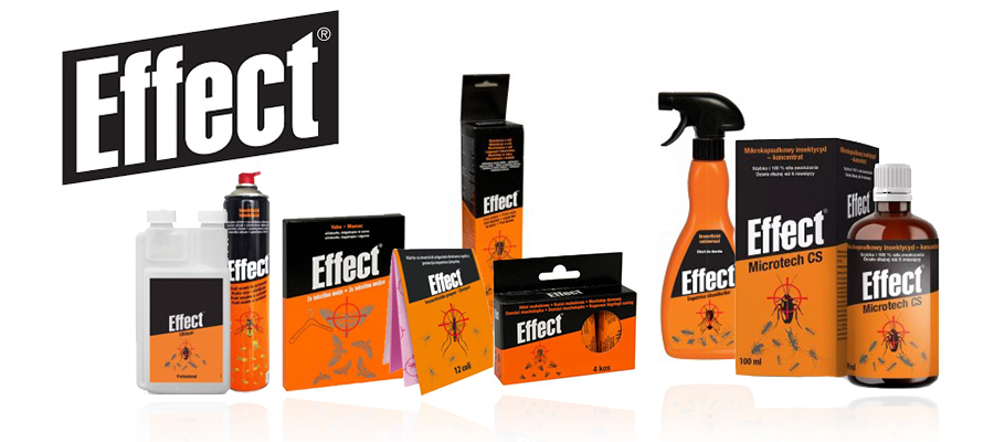 Insecticide Effect