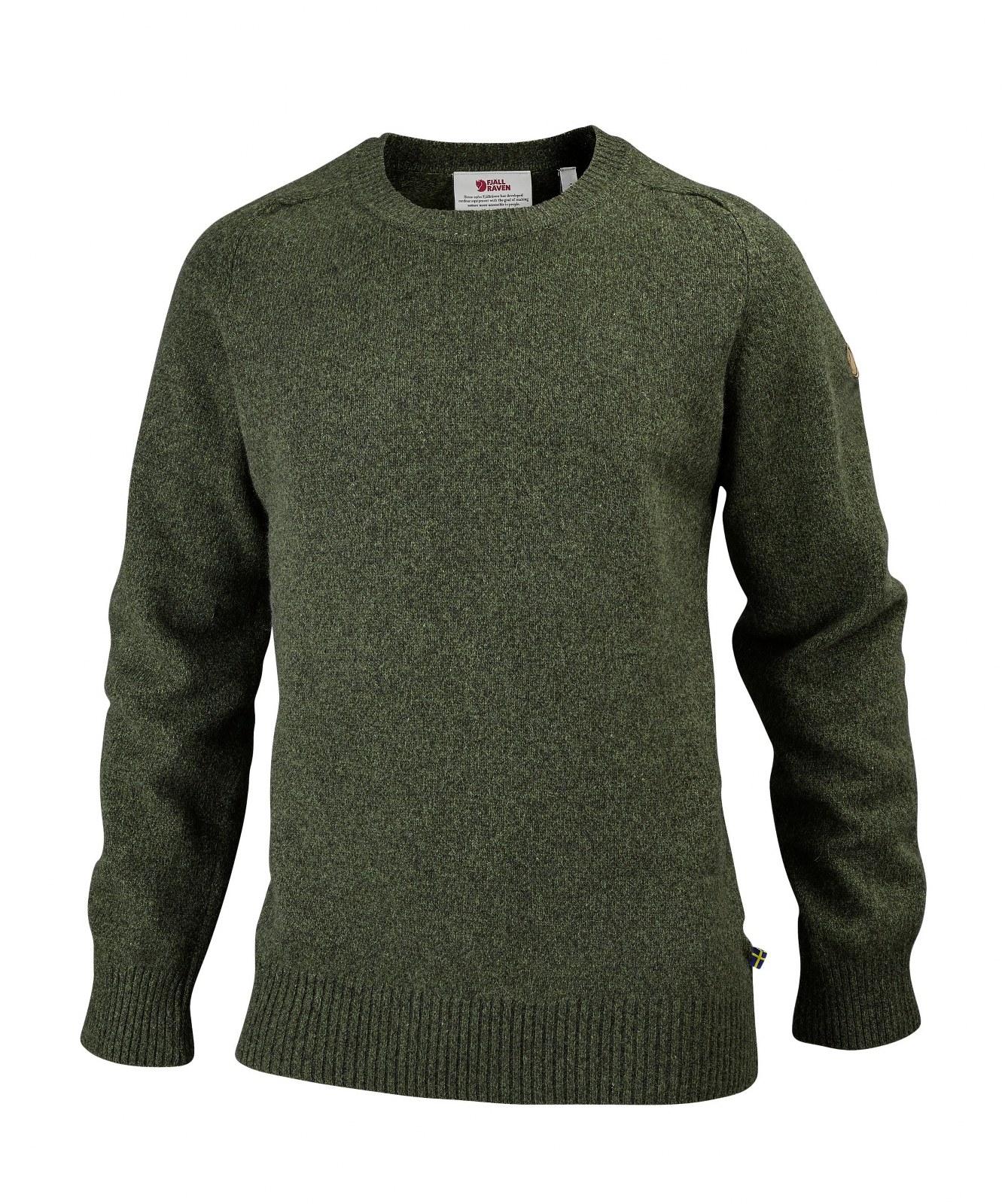 Pulover Fjällräven Övik Re-Woll