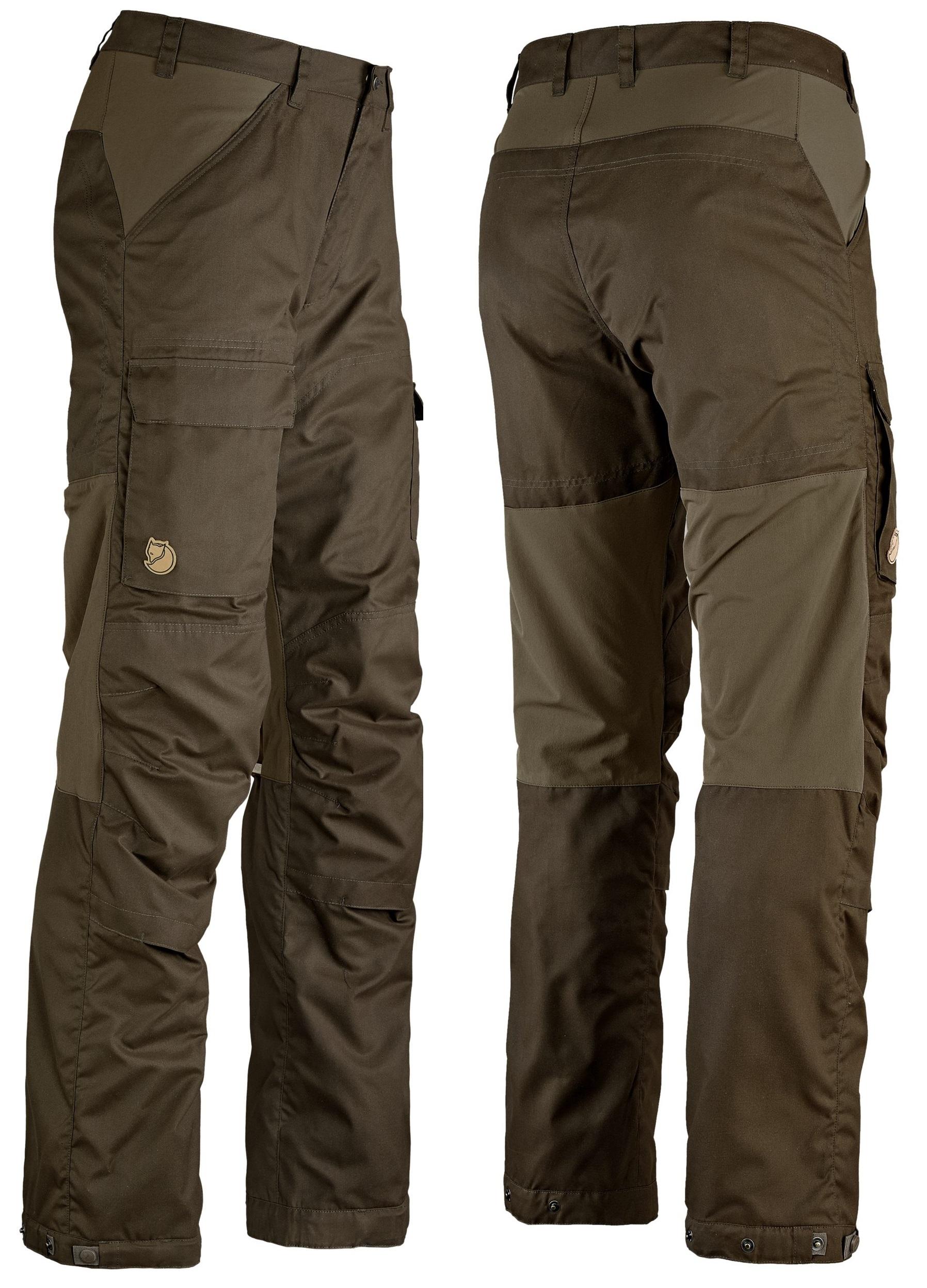Pantaloni de vanatoare Fjällräven Drev