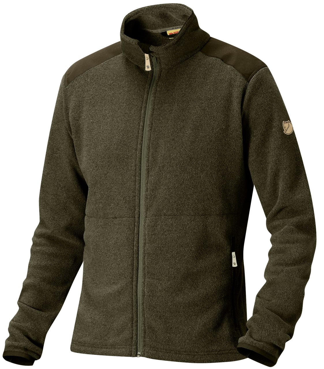 Fleece Sten olive