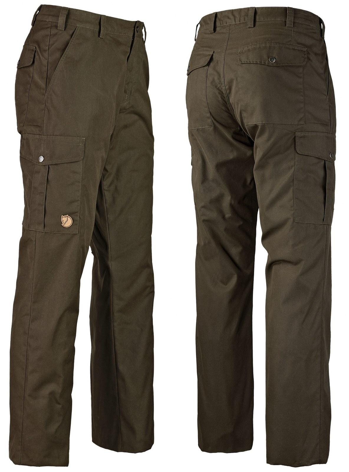 Pantaloni de vanatoare Övik Fjällräven