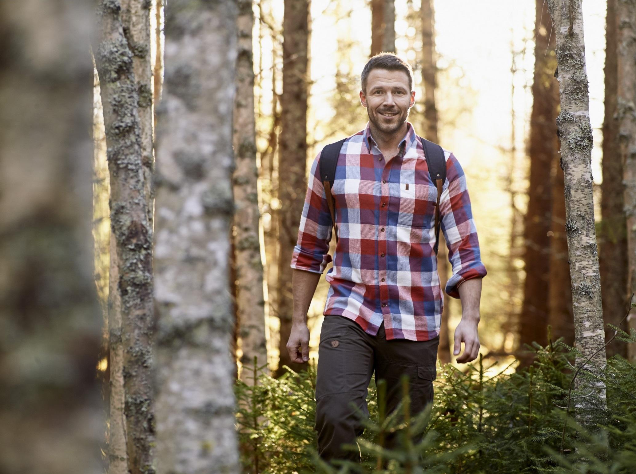 Pantaloni vanatoare Övik Fjällräven