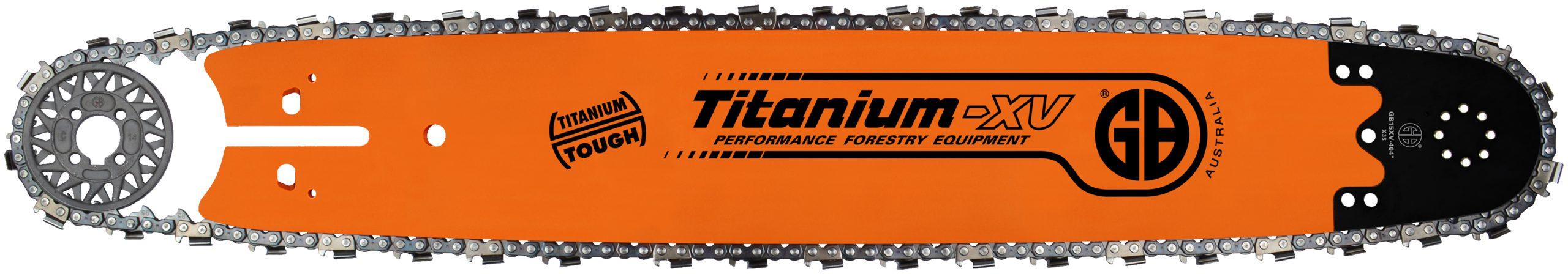 Sina de ghidaj GB Titanium XV Harvester