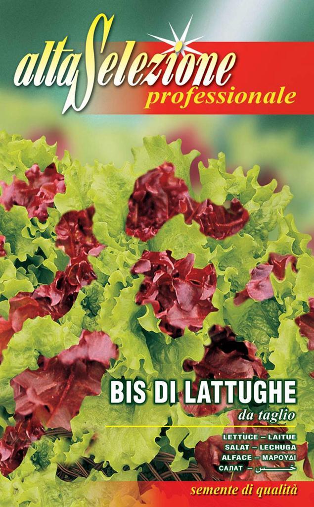 Amestec salata creata 2 varietati - Da Taglio
