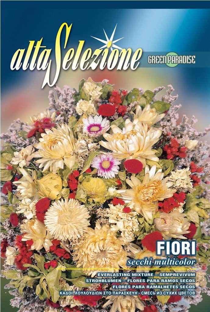 Amestec de flori pentru uscat - Mereu vii mix