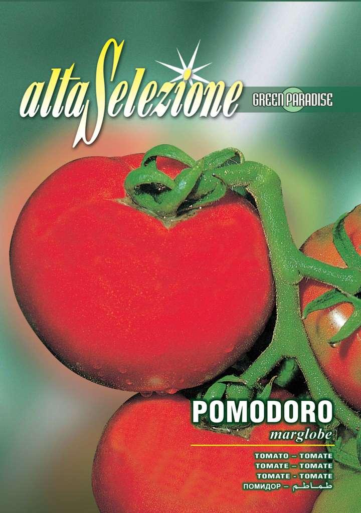 Seminte tomate Pomodoro Marglobe - 1,3 gr.