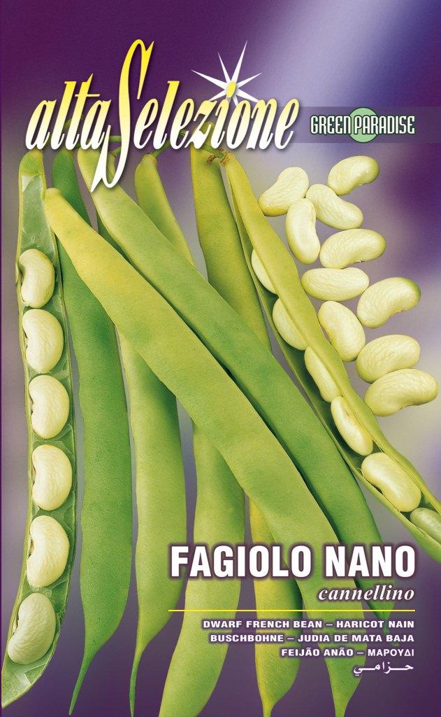 Fasole oloaga boabe - Cannellino