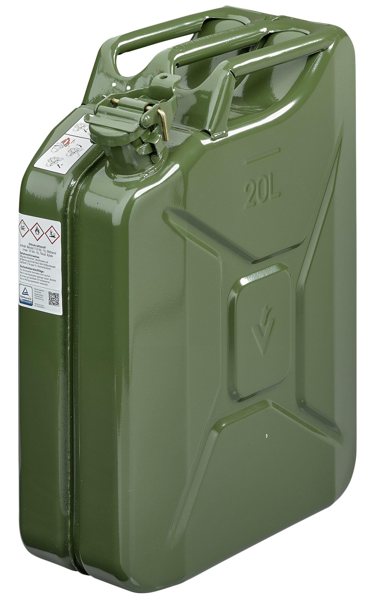 Canistra metalica WM - 20 litri