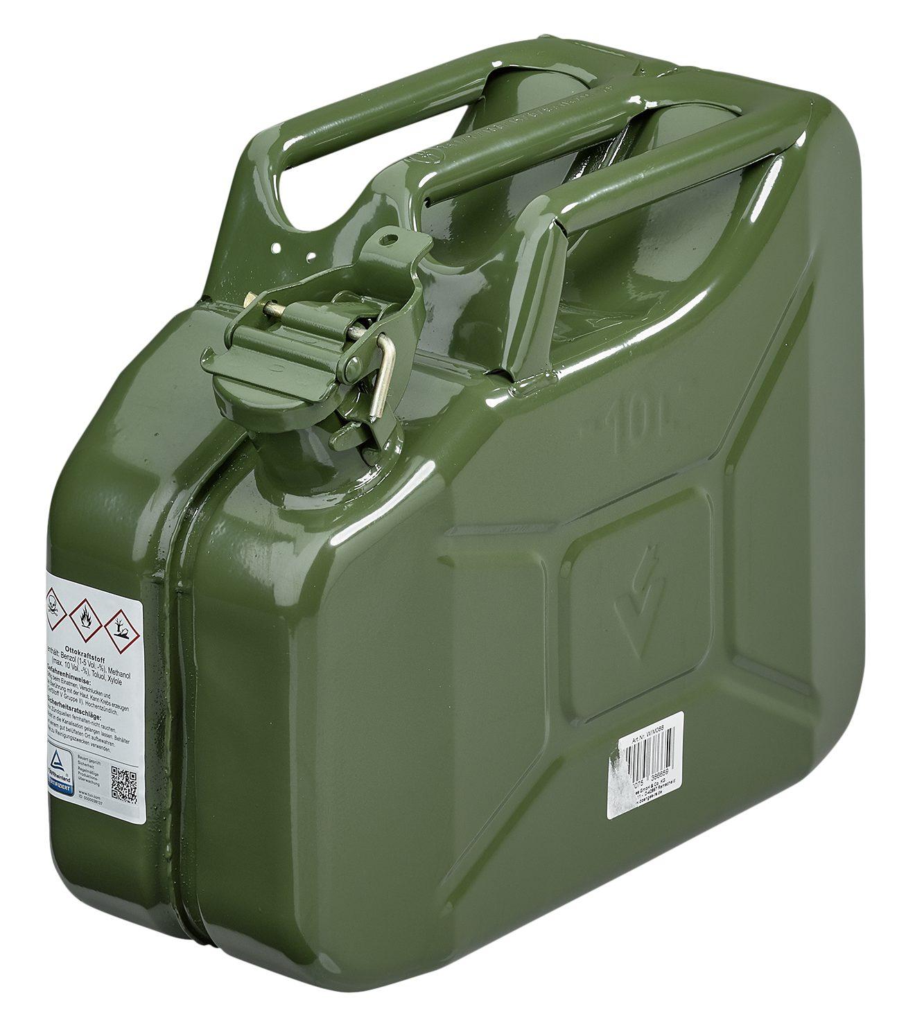 Canistra metalica WM - 10 litri