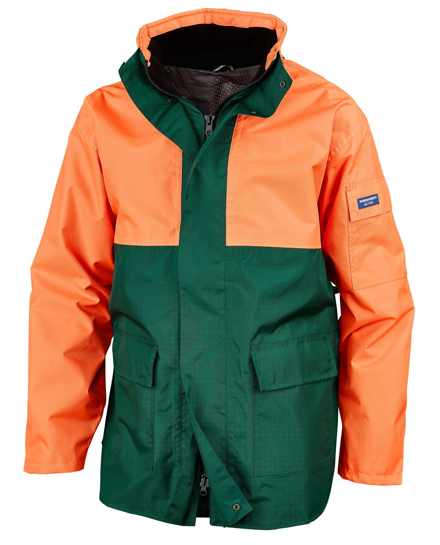 Jacheta de ploaie Poroforst Active