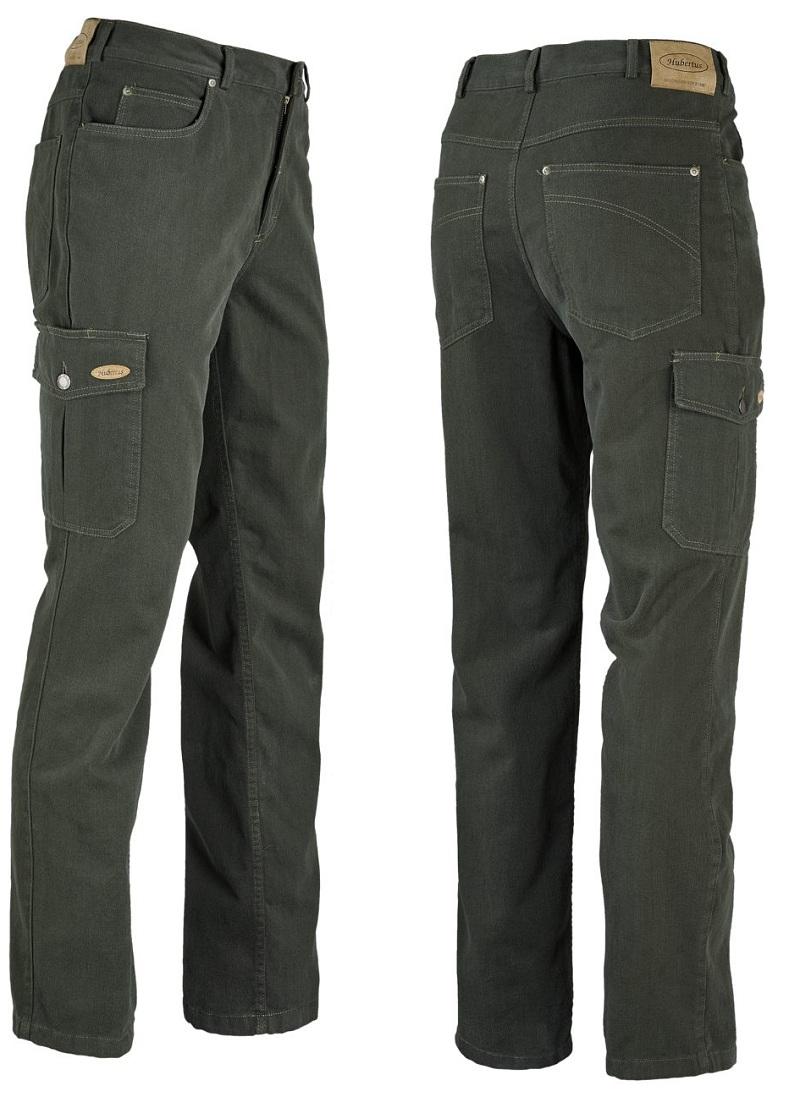 Verdon - Pantaloni vanatoare Hubertus 5+1