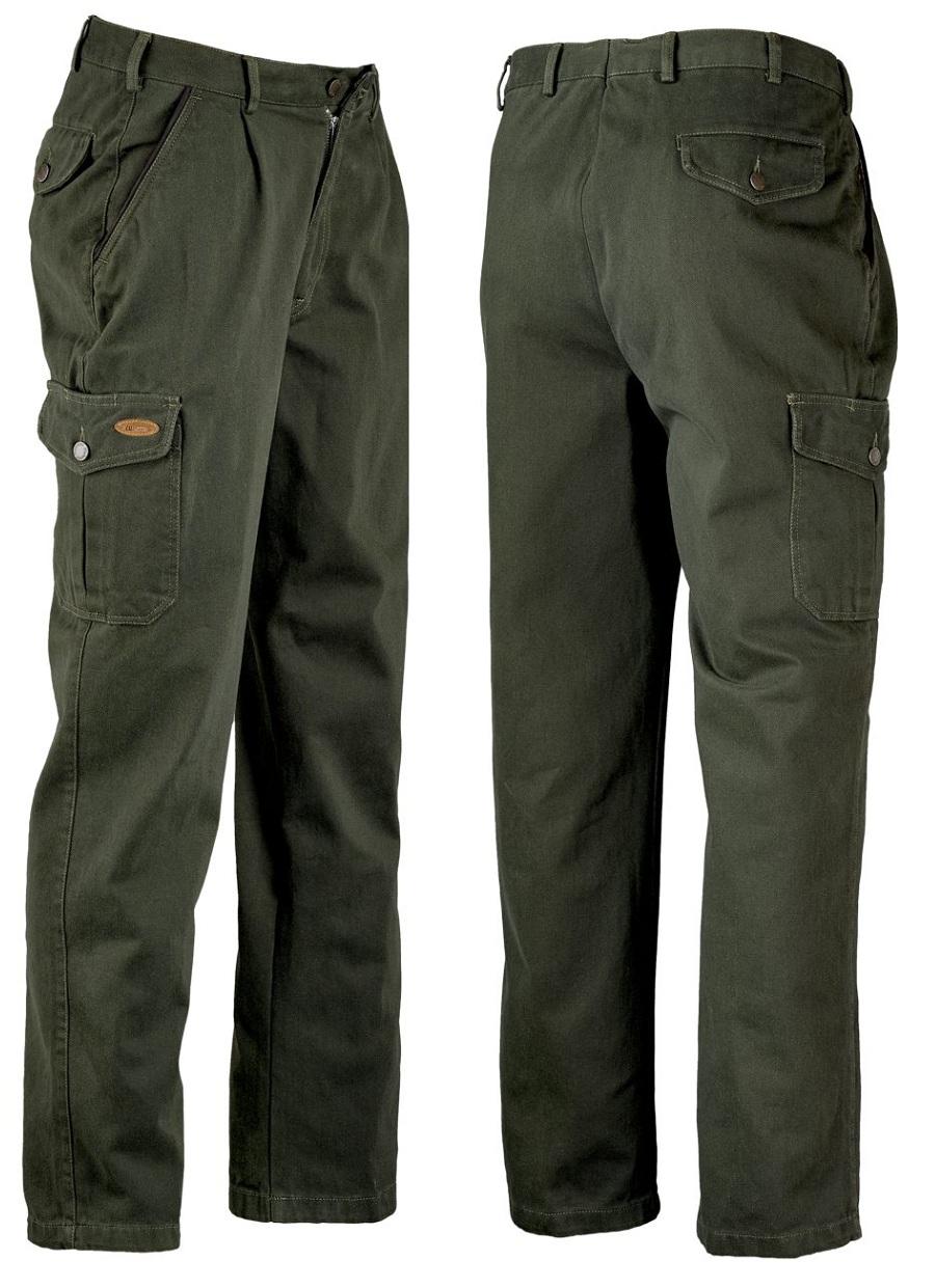 Verdon - Pantaloni vanatoare Hubertus Luxus