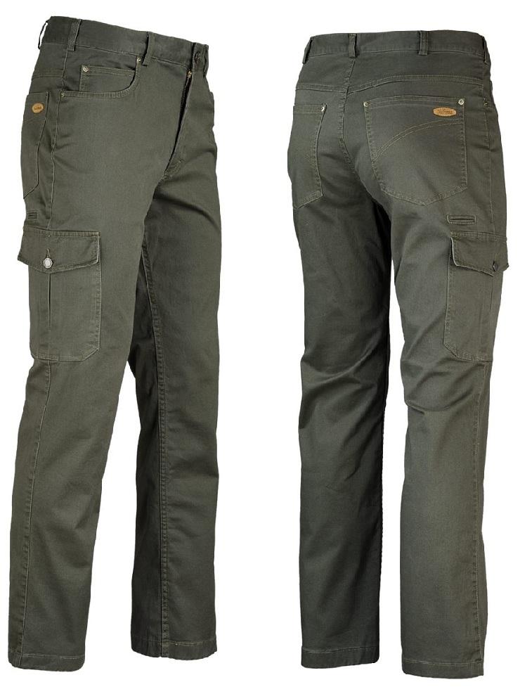 Verdon - Pantaloni vanatoare Hubertus Strech 5+1