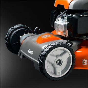 Husqvarna - Toate rotile motoare (AWD)