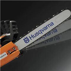 Husqvarna - Frana de lant inertiala
