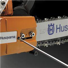 Husqvarna - Tensionator de lant montat pe laterala