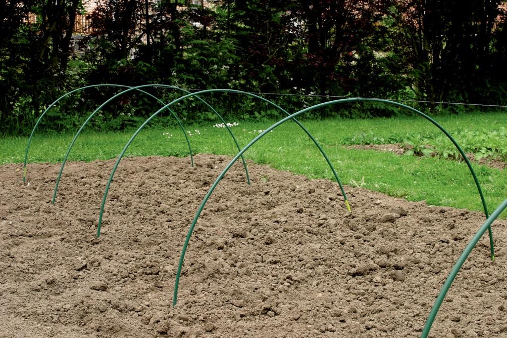 Arc pentru tunel protectie plante