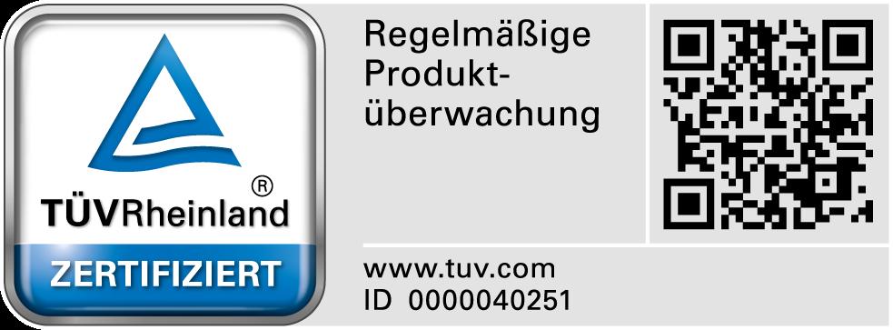 Manusi Keiler Forst - certificare TUV